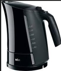 博朗/Braun 电热水壶 WK300--黑