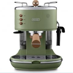 德龙/Delonghi 意式半自动咖啡机 ECOV311GR-绿色