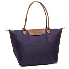 Longchamp/珑骧 经典尼龙折叠包长柄女款挎包手拎包1899089645