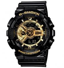 卡西欧/Casio  手表 GA-110GB-1A --男表