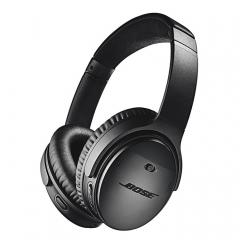 Bose蓝牙耳机QuietComfort35二代 黑色