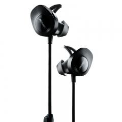 Bose SoundSportWireless 耳机 黑色