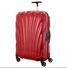Samsonite/新秀丽拉杆箱COSMOLITE V22 25寸 红色