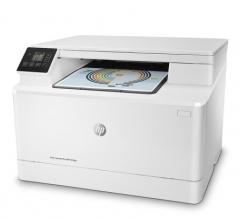 惠普(HP)M180N 彩色激光打印机三合一一体机