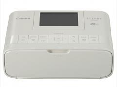 佳能(Canon) 照片打印机家用CP1300白色