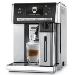 德龙/Delonghi 咖啡机 ESAM6900M--银黑色