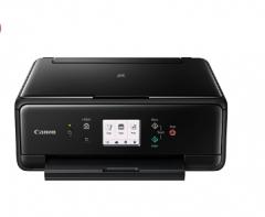 佳能/Canon 彩色喷墨三合一一体机 TS6020 --黑色