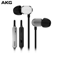 爱科技/AKG 耳机N20U--银色/立体声音乐耳机/手机耳机/入耳式耳机/麦克风版