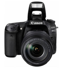 佳能/Canon EOS 80D Kit 18-135 f/3.5-5.6 IS USM