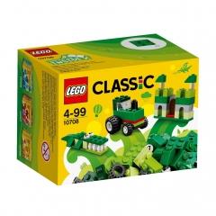 乐高/Lego 10708 经典系列绿色创意积木盒