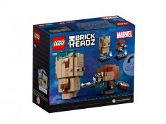 乐高/Lego 41626 方头仔复仇者联盟格鲁特与火箭浣熊